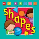 My First Shapes - Book