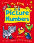 My First Picture Numbers - Book