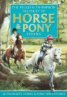 Treasury of Horse and Pony Stories - Book