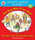 The Boy Who Cried Wolf & The Goose That Laid the Golden Eggs - Book