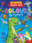 Junior Art Bumper Colour By Numbers - Book