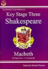KS3 English Shakespeare Text Guide - Macbeth - Book
