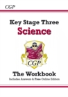 KS3 Science Workbook (with Answers) - Book