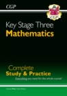 KS3 Maths Complete Revision & Practice - Higher (with Online Edition) - Book