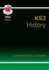 KS3 History Complete Revision & Practice (with Online Edition) - Book