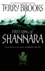The First King Of Shannara - Book