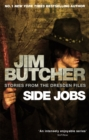 Side Jobs: Stories From The Dresden Files : Stories from the Dresden Files - Book
