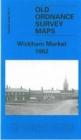 Wickham Market 1902 : Suffolk Sheet 59.13 - Book