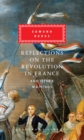 Reflections on The Revolution in France And Other Writings - Book