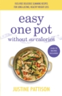 Easy One Pot Without the Calories - Book