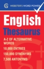 Webster's Word Power English Thesaurus : A-Z of Alternative Words - eBook