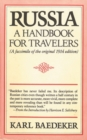 Russia : A Handbook for Travelers - Book