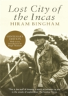 Lost City of the Incas - Book