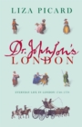 Dr Johnson's London - Book
