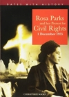 Rosa Parks and her protest for Civil Rights 1 December 1955 - Book