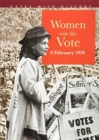 Women Win The Vote 6 February 1918 - Book