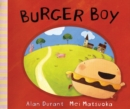 Burger Boy - Book