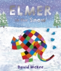 Elmer in the Snow - Book