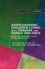 Safeguarding Children Living with Trauma and Family Violence : Evidence-Based Assessment, Analysis and Planning Interventions - Book