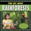 Find Out About Rainforests : With 20 Projects and More Than 250 Pictures - Book