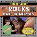 Find Out About Rocks and Minerals - Book