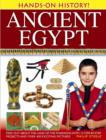 Hands-on History! Ancient Egypt : Find Out About the Land of the Pharaohs, with 15 Step-by-step Projects and Over 400 Exciting Pictures - Book
