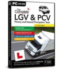 The Complete LGV & PCV Theory and Hazard Perception Tests - Book