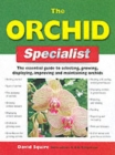 The Orchid Specialist - Book