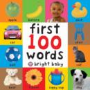 First 100 Words - Book