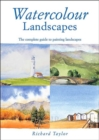 Watercolour Landscapes - Book