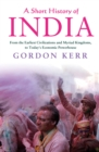 A Short History Of India - Book