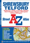 Shrewsbury and Telford Street Atlas - Book