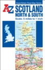 Scotland Road Map - Book