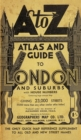 London Street Atlas - Book