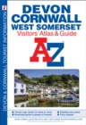 Devon, Cornwall and West Somerset Visitors' Atlas - Book