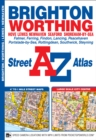 Brighton and Worthing A-Z Street Atlas - Book