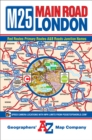 M25 Main Road Map of London - Book