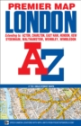 London Premier Map - Book