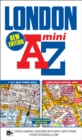 Mini London Street Atlas - Book