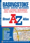 Basingstoke A-Z Street Atlas - Book