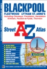 Blackpool Street Atlas - Book