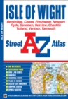 Isle of Wight Street Atlas - Book