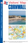 Cornwall Visitors Map - Book