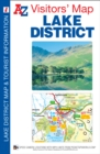 Lake District Visitors Map - Book