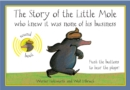 The Story of the Little Mole Sound Book - Book