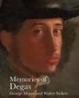 Memories of Degas - Book