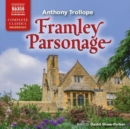 Framley Parsonage - Book