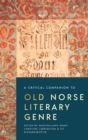 A Critical Companion to Old Norse Literary Genre - Book