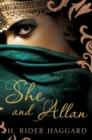 She and Allan - Book