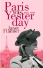 Paris Was Yesterday : 1925-1939 - Book